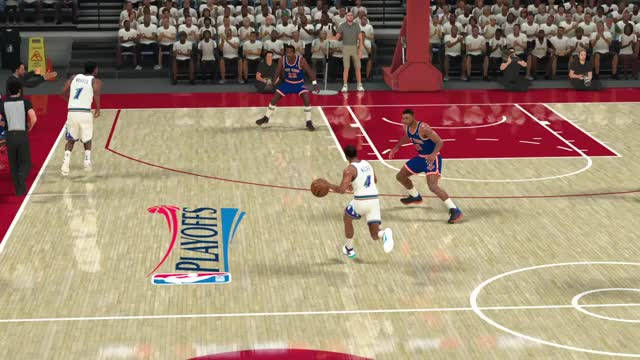 Watch and share NBA 2K21 20200908193305 GIFs on Gfycat