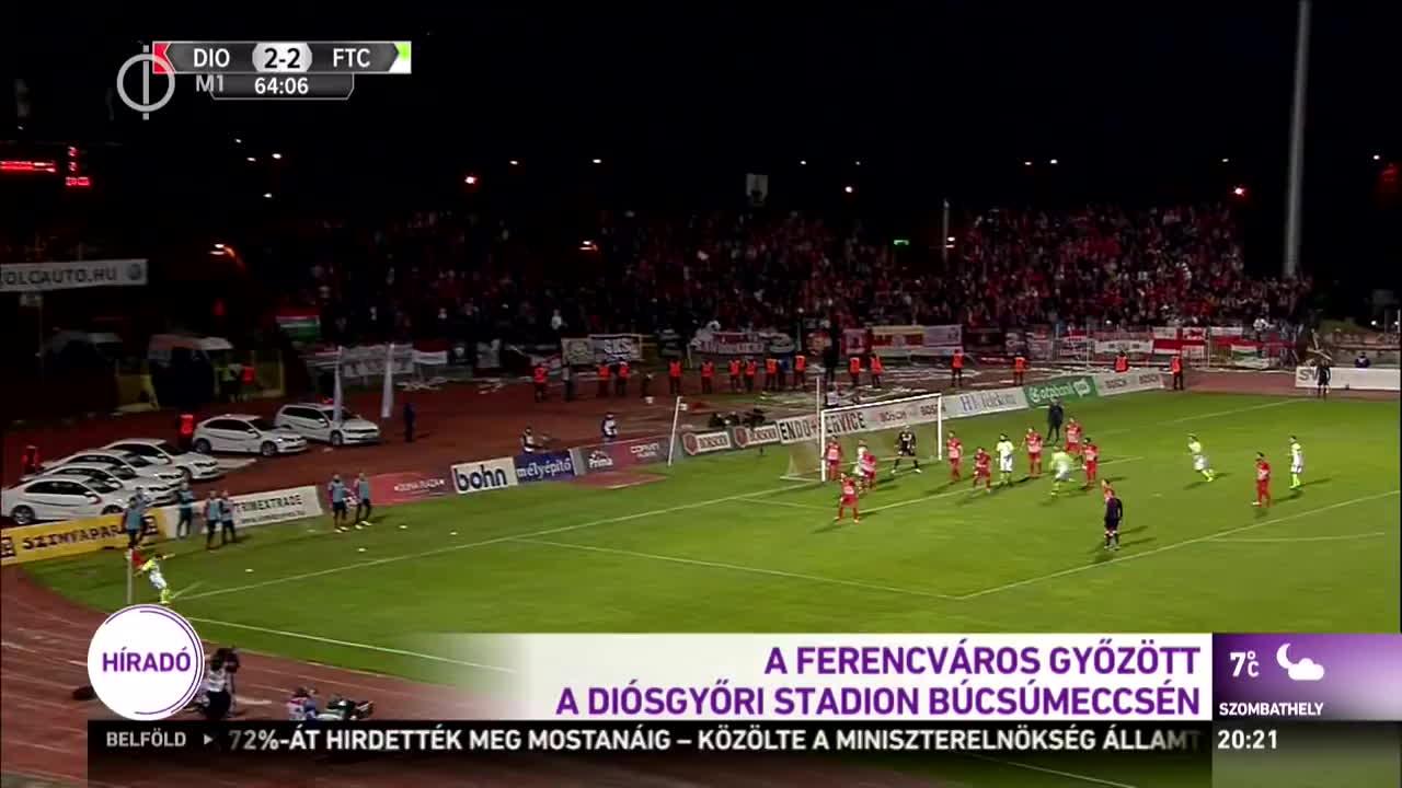 ferencváros, fradi, ftc, TeleSport: Diósgyőr 2-3 Ferencváros GIFs