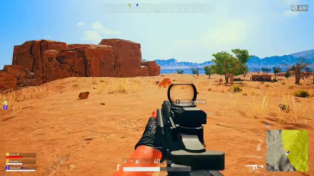 Watch and share Vlc-record-2018-01-05-23h46m37s-PLAYERUNKNOWN GIFs on Gfycat