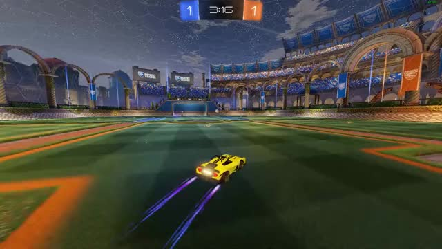 Watch and share Rocket League GIFs by heavydirtybowl on Gfycat