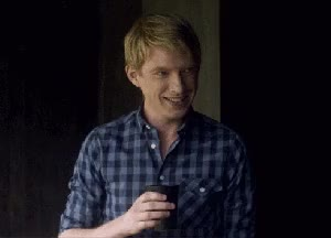 Watch and share Smart, Lean, Uncomfortable, But Trying. God, I Love A Geeky Man. GIFs on Gfycat
