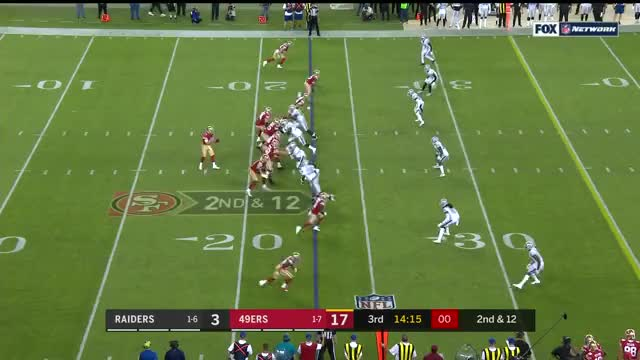 Watch and share San Francisco 49ers GIFs and Oakland Raiders GIFs on Gfycat