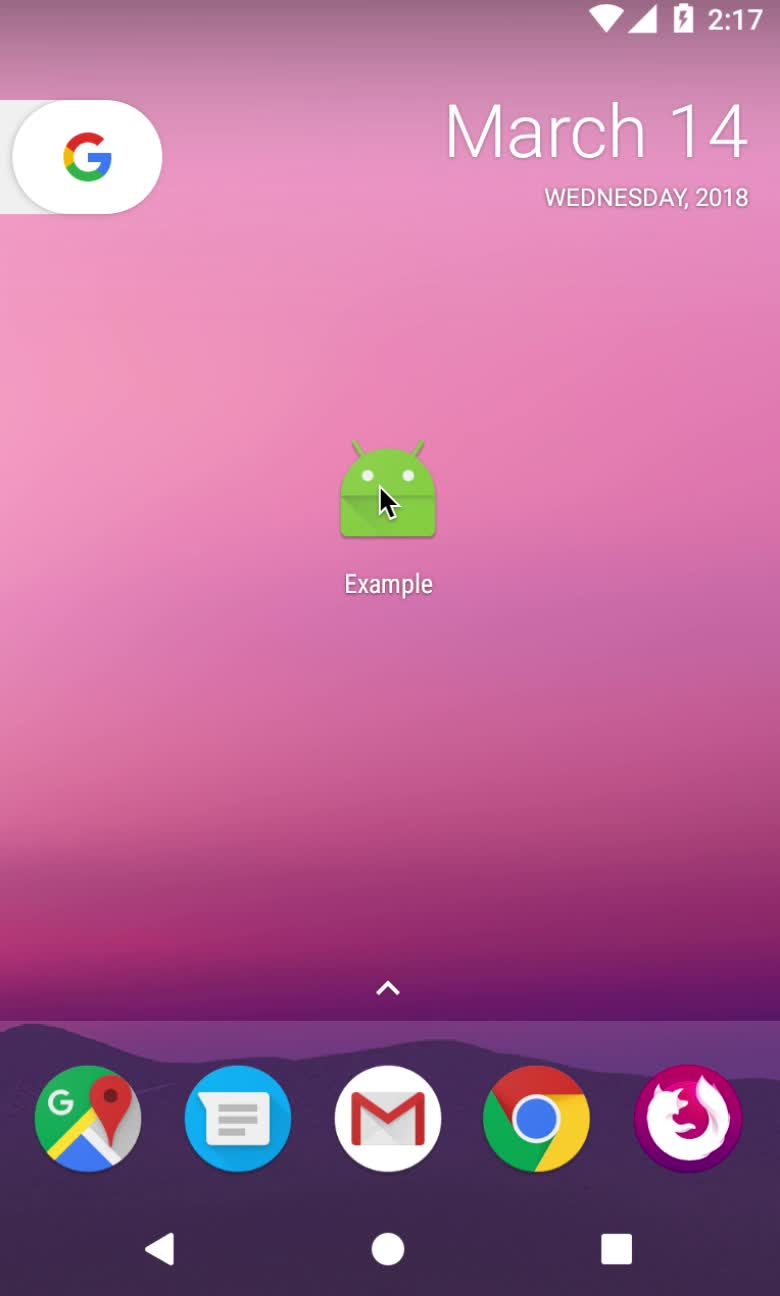 Trimed android GIFs
