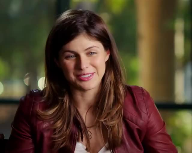 Watch and share Alexandra Daddario GIFs by Emilyguy on Gfycat
