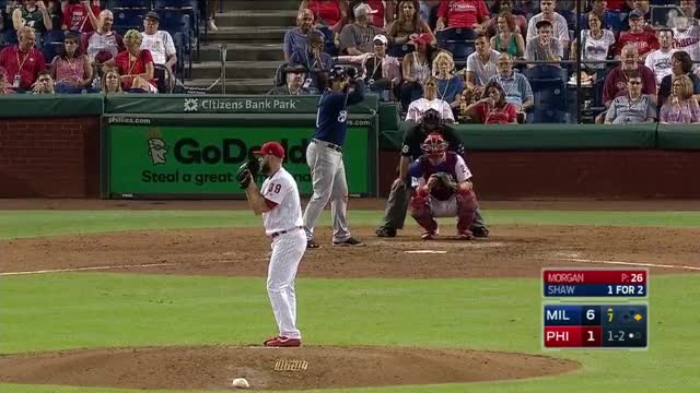 Watch and share Braun Scores From First GIFs on Gfycat