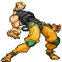 Watch and share Dio Brando animated stickers on Gfycat