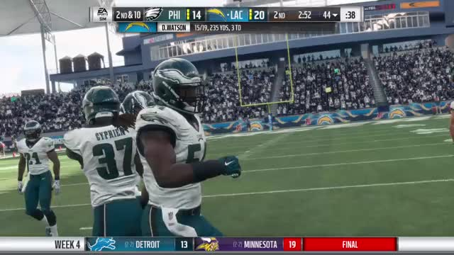 Watch this GIF by Xbox DVR (@xboxdvr) on Gfycat. Discover more MaddenNFL18, slapshot88666, xbox, xbox dvr, xbox one GIFs on Gfycat