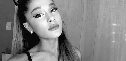 ArianaGrande, Post a picture of a star and a gif/video of what you'd do with them (reddit) GIFs