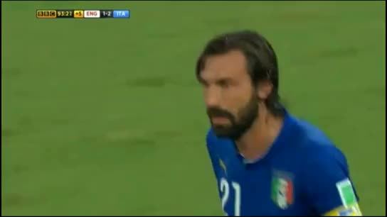 Watch England's keeper Joe Hart reaction to Pirlo's free kick caught on camera (reddit) GIF on Gfycat. Discover more soccer GIFs on Gfycat