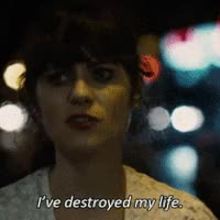 Watch and share I've Destroyed My Life. GIFs on Gfycat