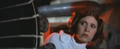 Watch and share Leia GIFs on Gfycat