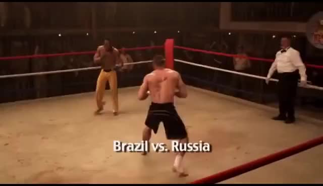 Watch Undisputed3: Brazil VS Russia GIF on Gfycat. Discover more Brazil, Fight, Russia, Undisputed 3 GIFs on Gfycat