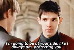 Watch 3x02/5x01 GIF on Gfycat. Discover more bradley james, colin morgan, i haven't giffed for ages, i need to get into it again, merlin, merlinedit, merthur, mine, my gifs, you can tell GIFs on Gfycat