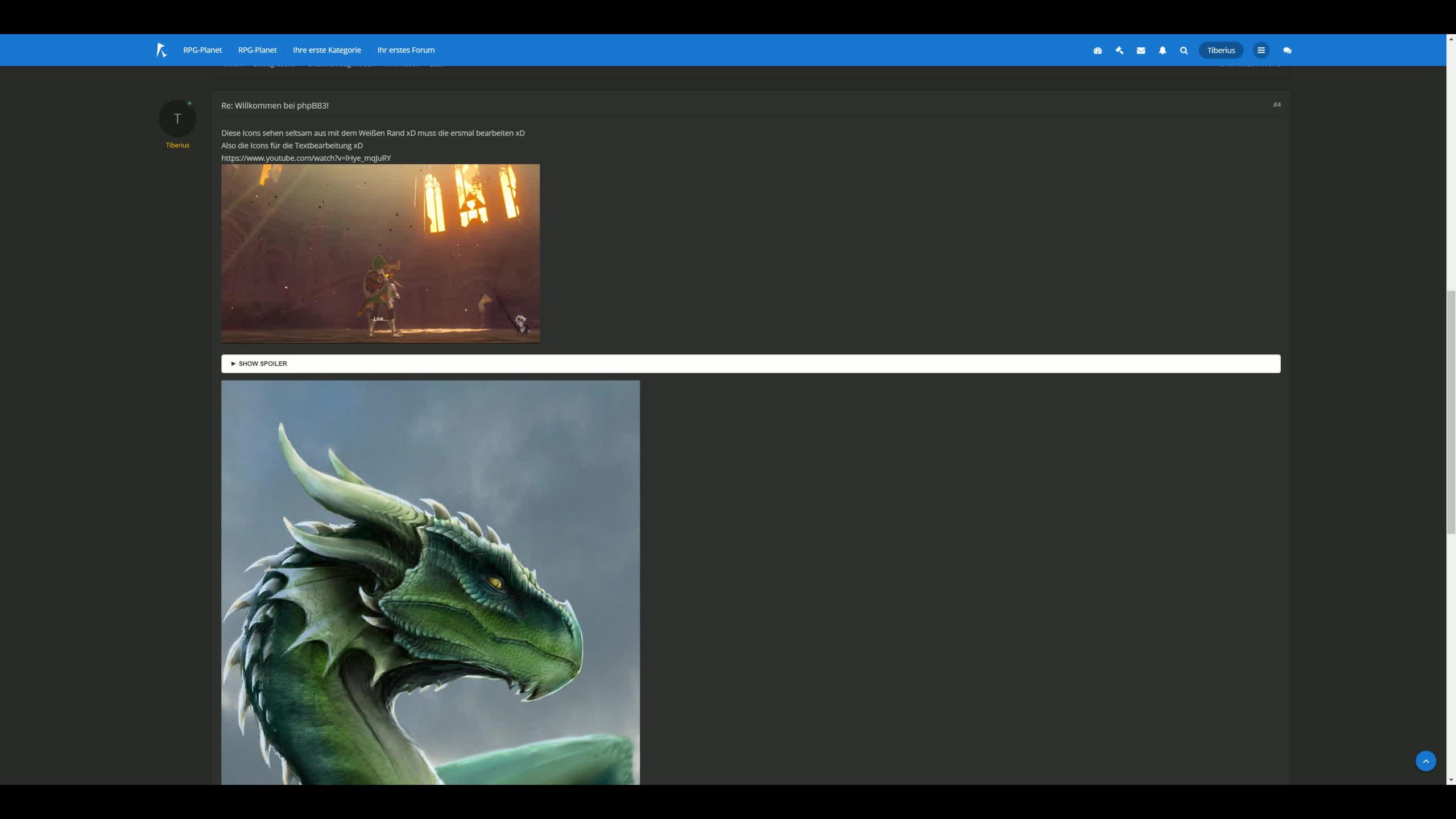 webdev, webpage preview GIFs