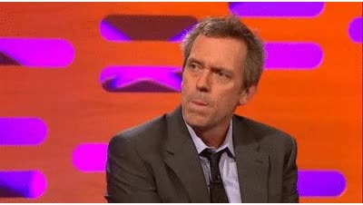 Watch tongue GIF on Gfycat. Discover more hugh laurie GIFs on Gfycat