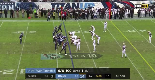 Watch and share New Orleans Saints GIFs and Tennessee Titans GIFs by nolaplayer93 on Gfycat