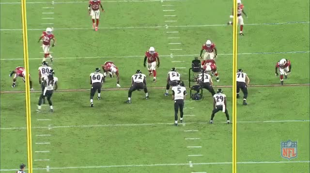 Watch and share Dwight Freeney's 1st Sack With Arizona Cardinals GIFs by nflchurch on Gfycat