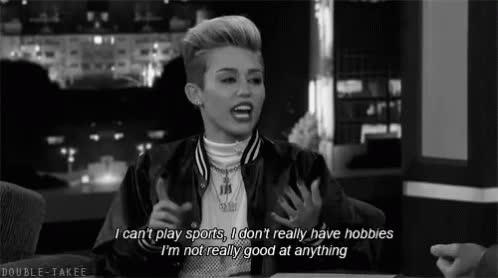 Miley Cyrus GIFs