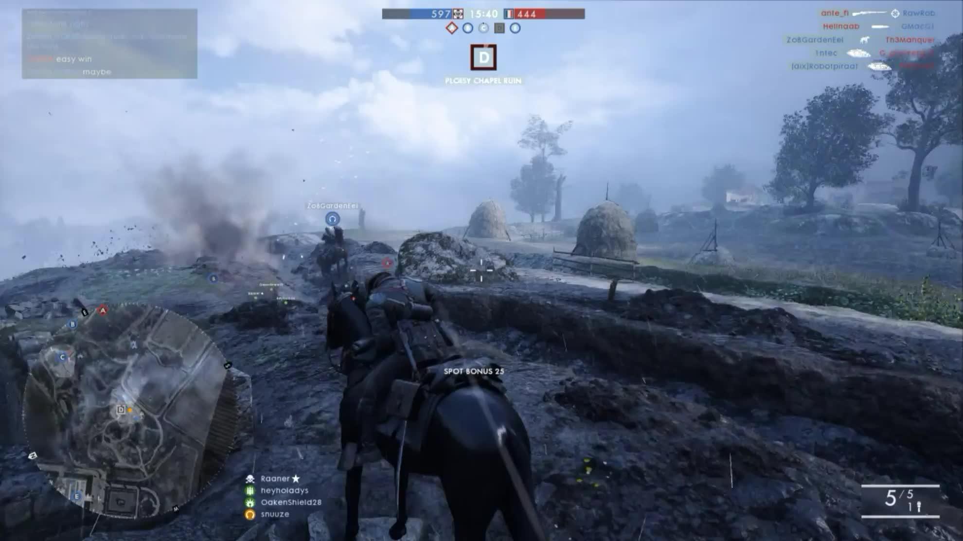 battlefield one, HorseAAHB GIFs
