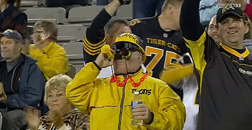 Watch and share Tim Horton's Field GIFs and Stampeders GIFs by Archley on Gfycat