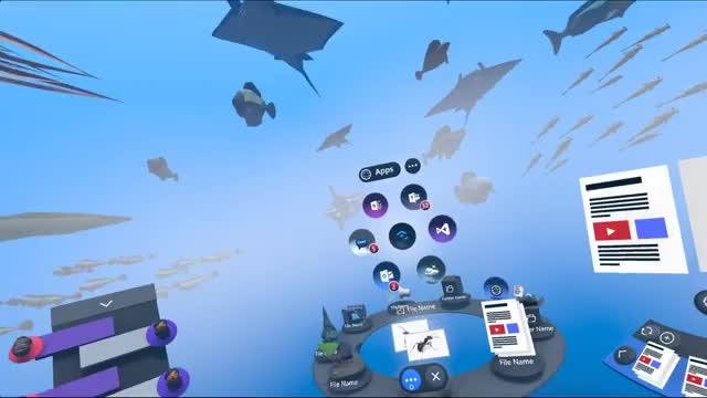 Watch and share Microsoft Maquette VR - Let's Try GIFs on Gfycat