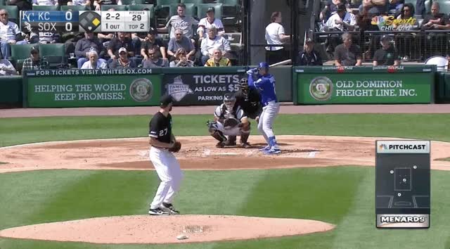 Watch and share Kansas City Royals GIFs and Baseball GIFs by devanfink on Gfycat