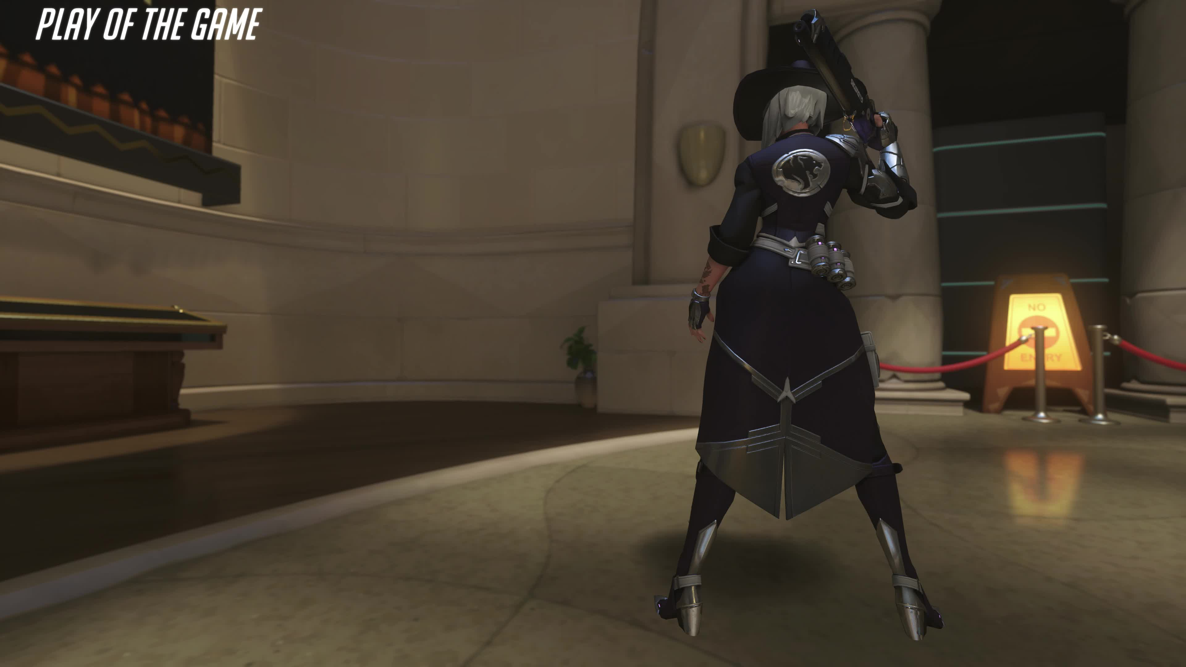 overwatch, potg, ashe GIFs