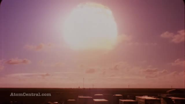 Watch Atmospheric nuclear test over Christmas Island during Operation Dominic, 1962 (reddit) GIF by @dziban303 on Gfycat. Discover more AtomicPorn, MilitaryGfys, militarygfys GIFs on Gfycat