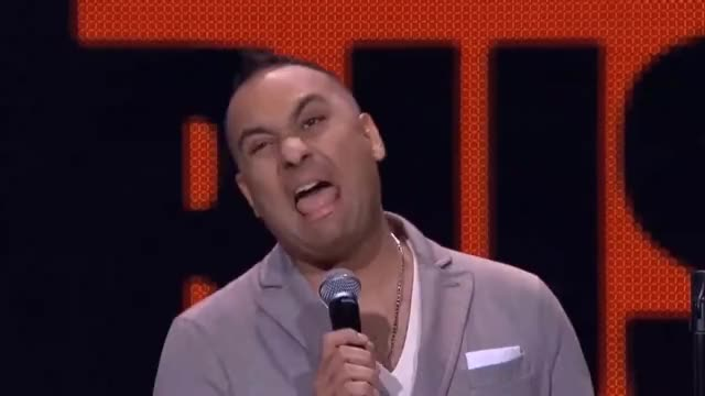 Watch and share Russell Peters GIFs on Gfycat