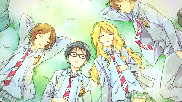 Watch 【OST】Shigatsu Wa Kimi No Uso - Beautiful SoundTrack ! 【HD】 GIF on Gfycat. Discover more original, soundtrack, your lie in april GIFs on Gfycat