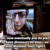 Watch and share Jeff Goldblum GIFs and Jurassic Park GIFs on Gfycat