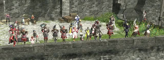 Watch and share FFXIV Stepdance GIFs on Gfycat