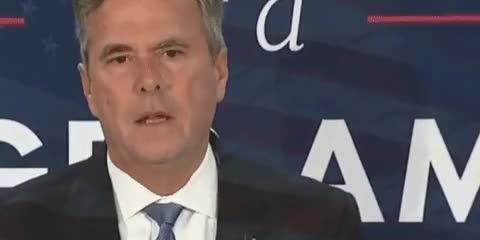 Watch and share Jeb Bush GIFs on Gfycat