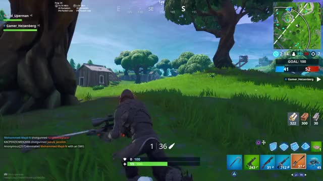 Watch Fortnite Snipe GIF on Gfycat. Discover more FortNiteBR, Fortnite GIFs on Gfycat