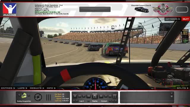 Watch iRacing Motorsport Simulator 2019.01.26 - 20.45.35.02 GIF on Gfycat. Discover more iRacing GIFs on Gfycat