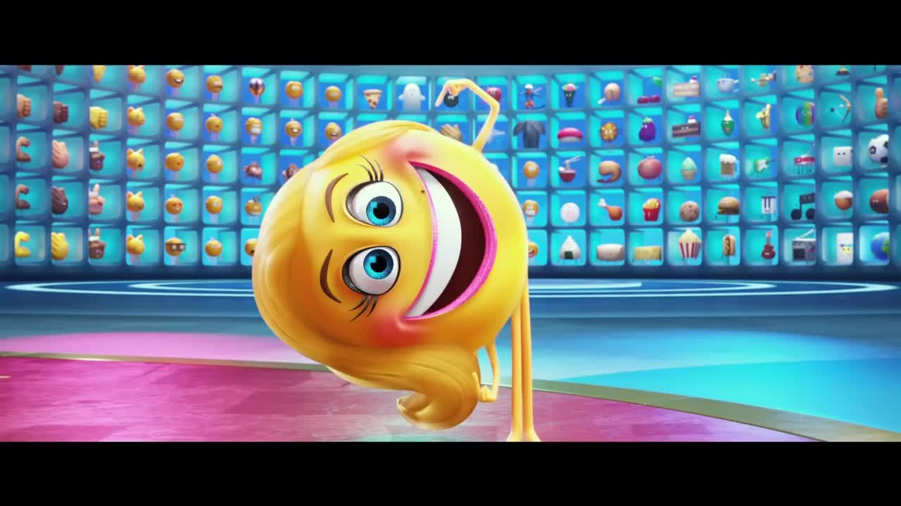 GIF Brewery, happy, the-emoji-movie-trailer-1-2017-movieclips-trailers,  GIFs