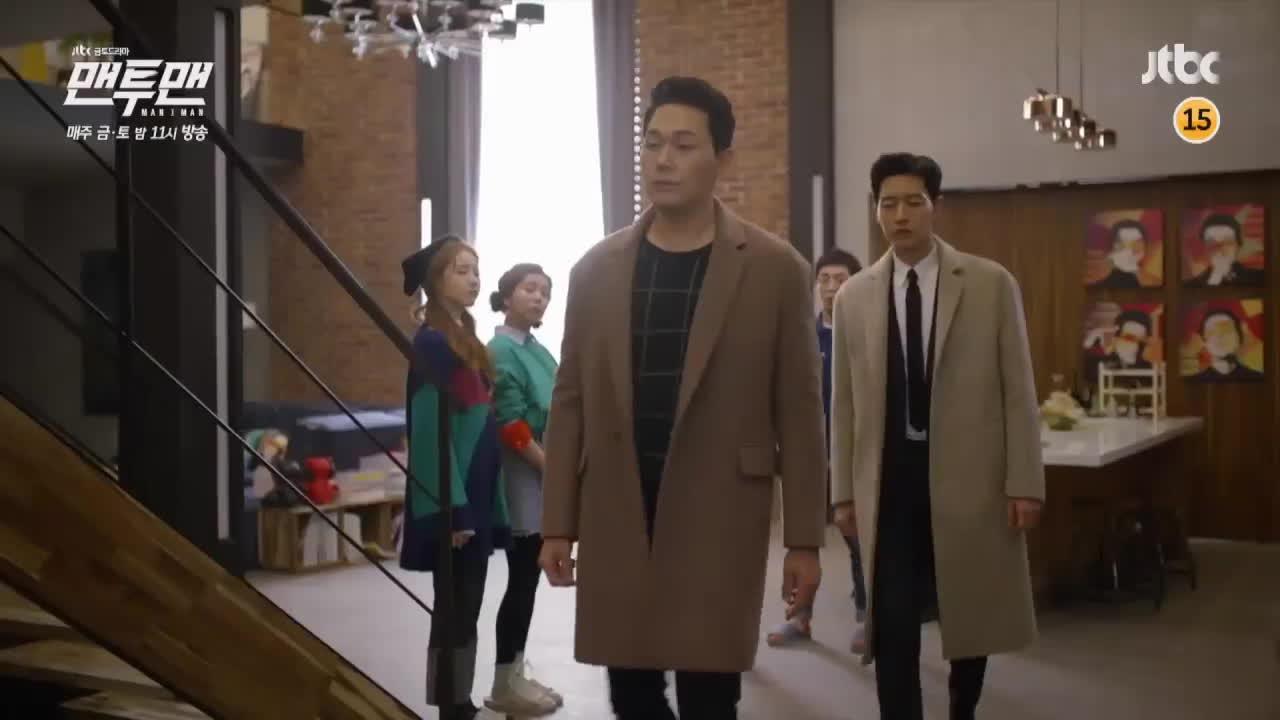 Chỉ 1 giây xuất hiện trong trailer Man to man, chàng nhân viên ngân hàng Song Joong Ki đã khiến fan bấn loạn