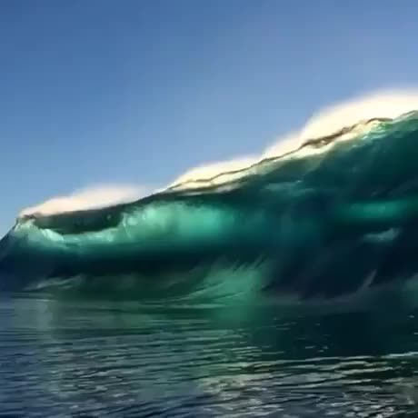 Watch and share Ocean GIFs and Waves GIFs by dragon0rca on Gfycat