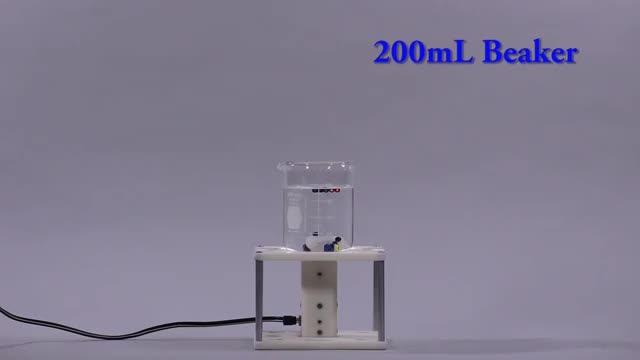 Watch and share NanoStirrus Bottle Stirring - 200mL Beaker GIFs by V&P Scientific, Inc. on Gfycat
