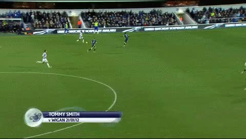 Watch and share Tommy Smith. QPR - Wigan. 21.01.2012 GIFs by fatalali on Gfycat