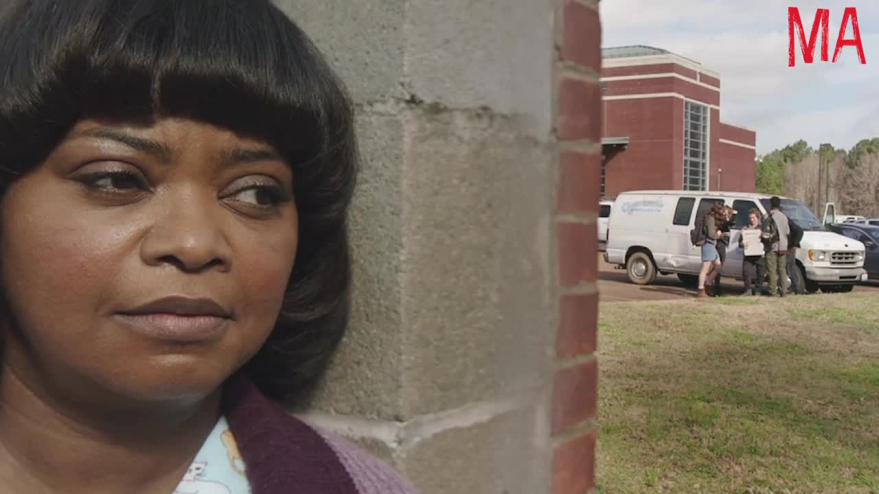 creepin, creepy, eavesdrop, ma, ma movie, octavia spencer, MA Eavesdrop on High School Kids GIFs