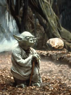 Watch and share ... Wars Depressed Disappointed Yoda The Empire Strikes Back Animated GIF GIFs on Gfycat