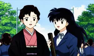 Watch and share Happy Mothers Day GIFs and Kagome Higurashi GIFs on Gfycat