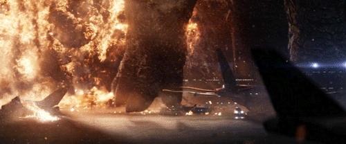 noisygifs, Godzilla (reddit) GIFs