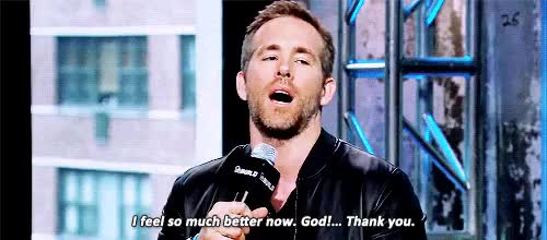 Watch this ryan reynolds GIF on Gfycat. Discover more by klaida, gifs, interviews, rreynoldsedit, ryan reynolds GIFs on Gfycat