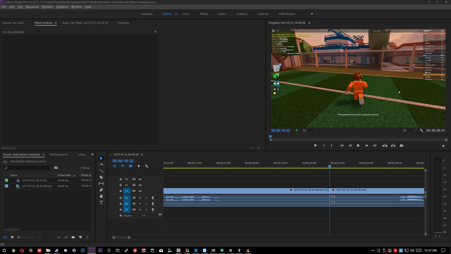 Premiere Pro, Premiere Pro CC 2017 Preview Window Jitters GIFs