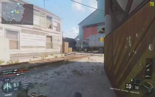 Watch and share Sniping GIFs and Bo3 GIFs by Red Owl on Gfycat
