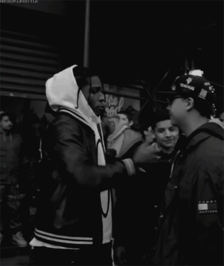 a$ap ferg, a$ap mob, a$ap rocky, asap ferg, asap mob, asap rocky, cool, dope, fashion, hip hop, ill, men's fashion, mens fashion, real, streetwear, swag, trill, true, vintage, the people's champ streetwear GIFs