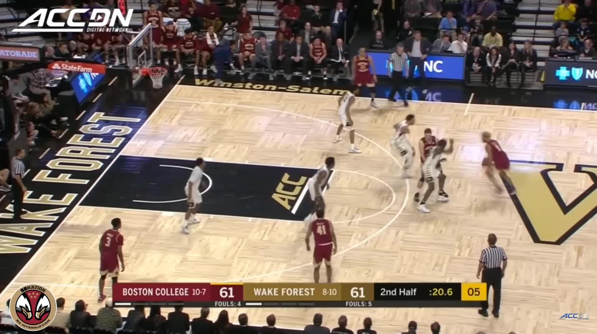 basketball, Ky Bowman Game Winner GIFs