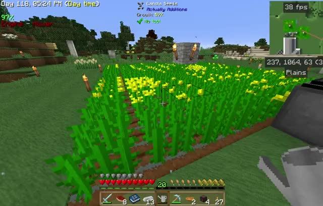 Watch canola farming GIF on Gfycat. Discover more feedthebeast GIFs on Gfycat